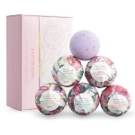 Anjou Bath Bombs Gift Set, 6 x 4.0 oz