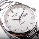 LONGINES Master Automatic Diamond Men's Watch( 2 styles)