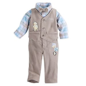 Winnie the Pooh Layette Fancy Set for Baby | Disney Store
