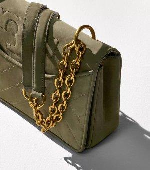 低至 $229 + 免邮ALEXA 系列草木绿链条包 气质与美并存的链条包