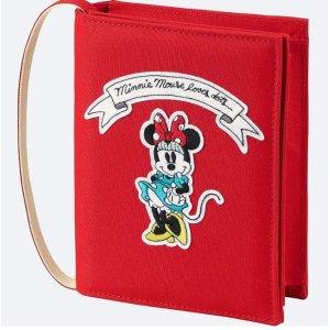WOMEN Disney (MINNIE MOUSE LOVES DOTS) SHOULDER BAG