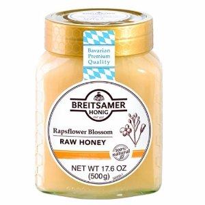 $7.62Breitsamer Creamy Honey in Jar, Rapsflower, 17.6 Ounce