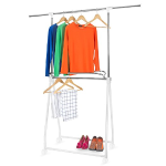 3S Clothes Garment Rack Folding Laundry Drying Rack Newest Design with Well Workmanship