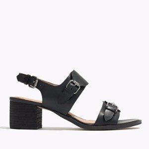 The Mariel Buckle Sandal