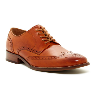 Cole Haan | Williams Medallion Wingtip II Derby - Wide Width Available | Nordstrom Rack