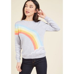 Keep Under Color Sweater