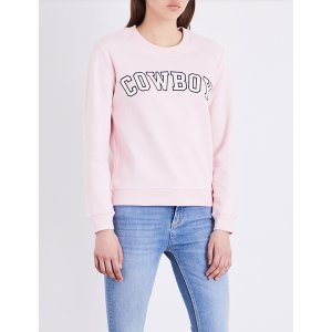 CLAUDIE PIERLOT - Tahoe jersey sweatshirt