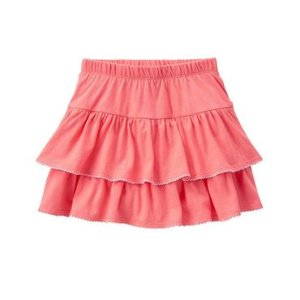 Toddler Girls Coral The Swing Skort by Gymboree