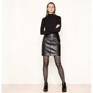 OPENWORK KNIT TIGHTS