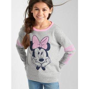 GapKids | Disney embellished crew pullover