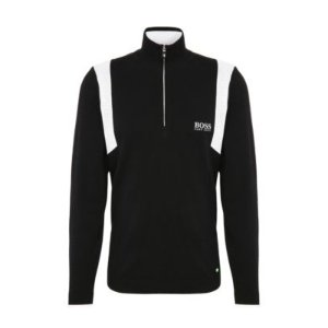 'Zelichior Pro S17' | Water Repellent Stretch Cotton Blend Sweater