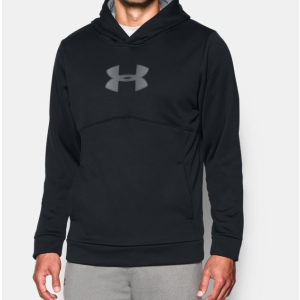 Men's UA Storm Armour® Fleece Logo Hoodie