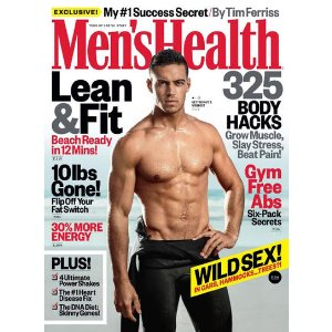 Men's Health Magazine Subscription Discount | Magazines.com