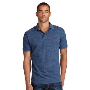 Classic Fit Mesh Polo Shirt - Classic Fit � Polo Shirts - RalphLauren.com