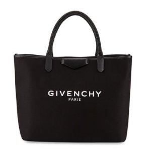$999Givenchy Antigona 中号托特包,黑色