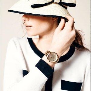 $69起kate spade官网 女士手表、运动腕表热卖