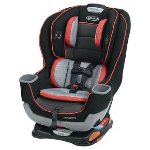 Graco® Extend2Fit Convertible Car Seat - Solar @ Trget