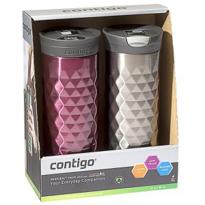$13Contigo KENTON Stainless Steel Travel Mug Assorted @ Walgreens