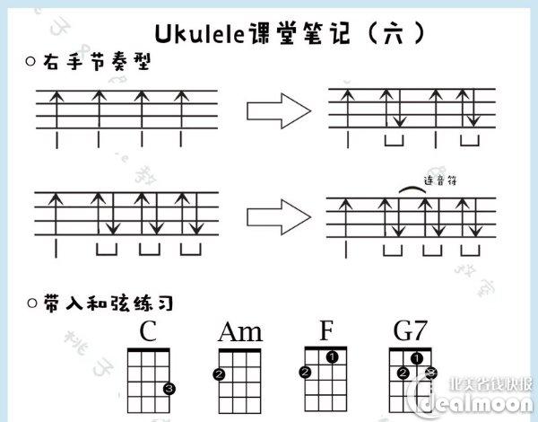 童年歌曲的吉他谱子