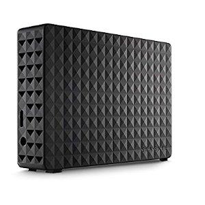 $149.99Seagate Expansion 8TB Desktop 外置硬盘USB 3.0