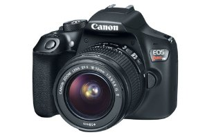 $279EOS Rebel T6 EF-S 18-55 Refurbished