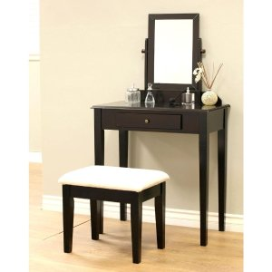 $69.64Frenchi Home Furnishing 3-Piece Expresso Vanity Set @ The Home Depot