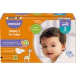 Babies R Us Size N-6 Super Pack Diapers