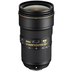 $2196Nikon AF-S NIKKOR 24-70mm f/2.8E ED VR Lens