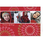 $0.11Personalized Greeting and Holiday Cards for 11 cents each + free shipping