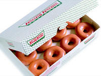 FREE One Original Glazed Doughnut at Krispy Kreme