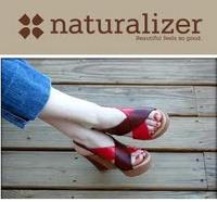 Extra 25% OFFsale items + $10 off $10 @ Naturalizer