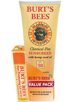 Free shipping onorders over $15  @ Burt's Bees