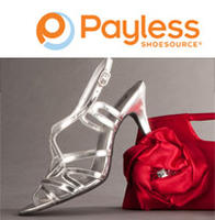 BOGO 50% off+ extra 25% off@ Payless