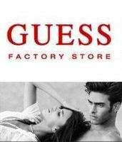 Extra 50% OffSale Items @ Guess Factory Store