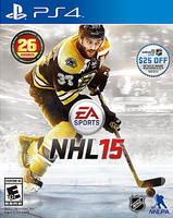 $13.99 NHL 15 for PlayStation 3