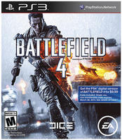 $5.99  Battlefield 4 for PlayStation 3, Xbox 360, or Windows