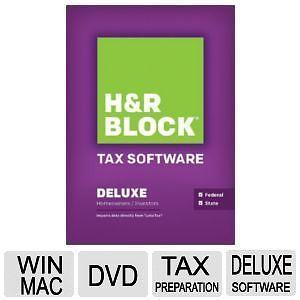 50% Off  Select H&R Block 2014 Tax Software @ Newegg