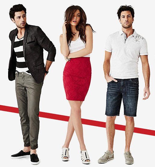 20% OffSitewide @ Guess Factory Store