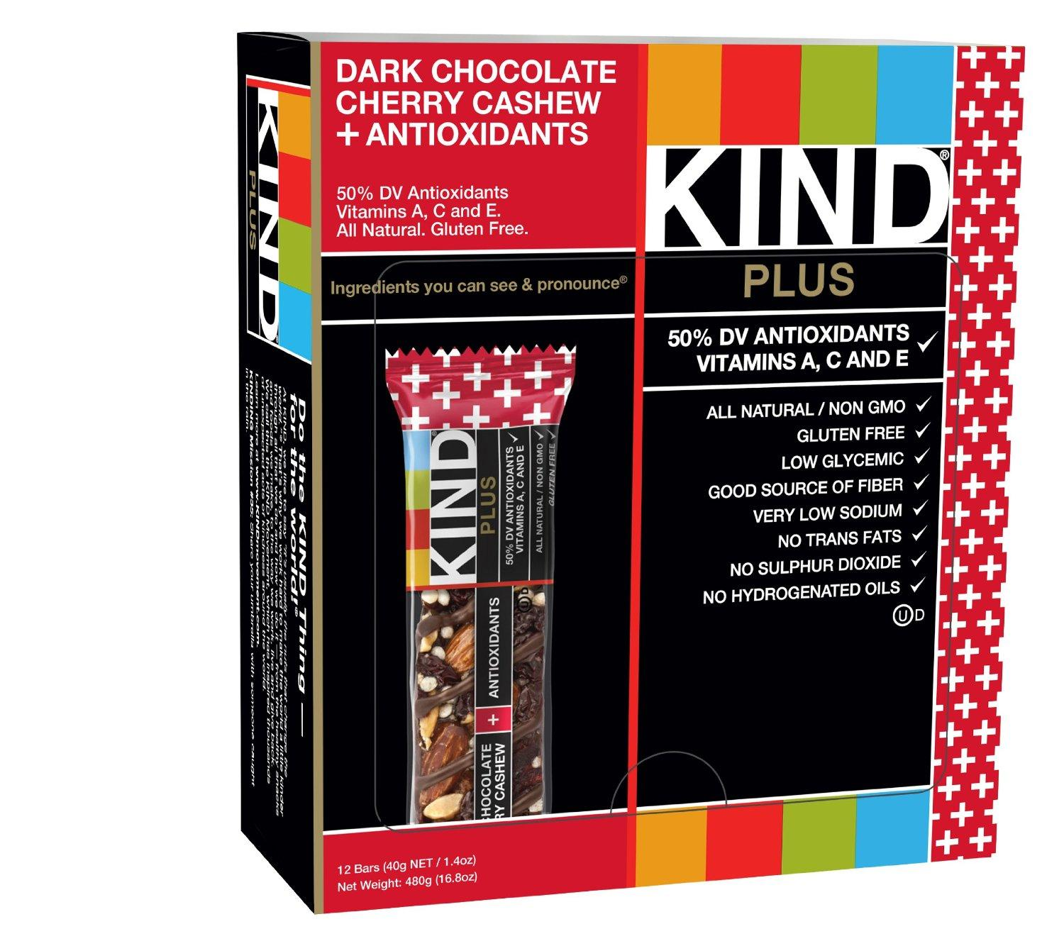 20% Off + Extra 5% Off Select Kind Bars @ Amazon