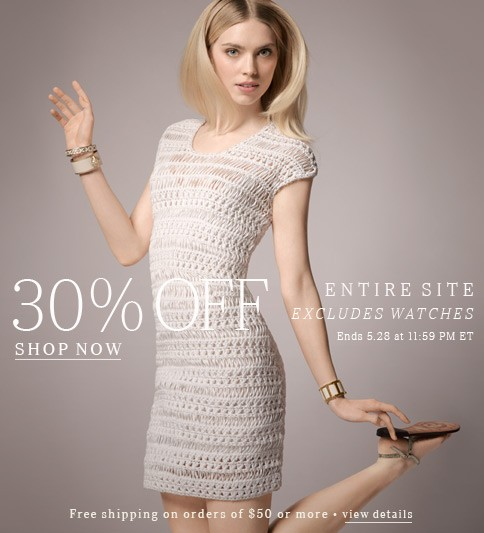 30% Off SitewideAnne Klein Friends & Family Event