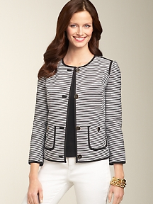 30% OFFall full price Jackets and Outerwear @ Talbots