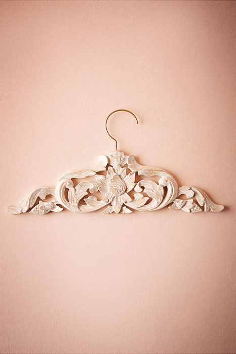 Balinese Carved Wood Hanger - Chic & Stylish Weddings