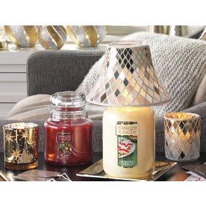最高立减$50Yankee Candle 官网蜡烛、香薰等产品热卖