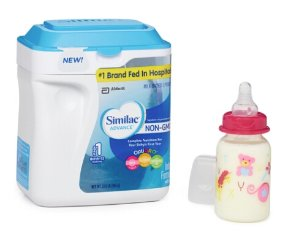 $30.39Similac Infant Formula 34 oz (Non-GMO)