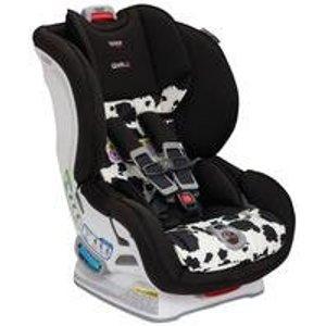 7折 美国最畅销的汽车座椅品牌之一!Diapers.com精选Britax热卖款汽车座椅促销