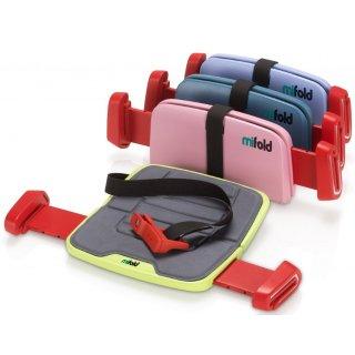 可以随身带的儿童安全座椅【新品介绍】mifold Grab-and-Go便携Booster座椅