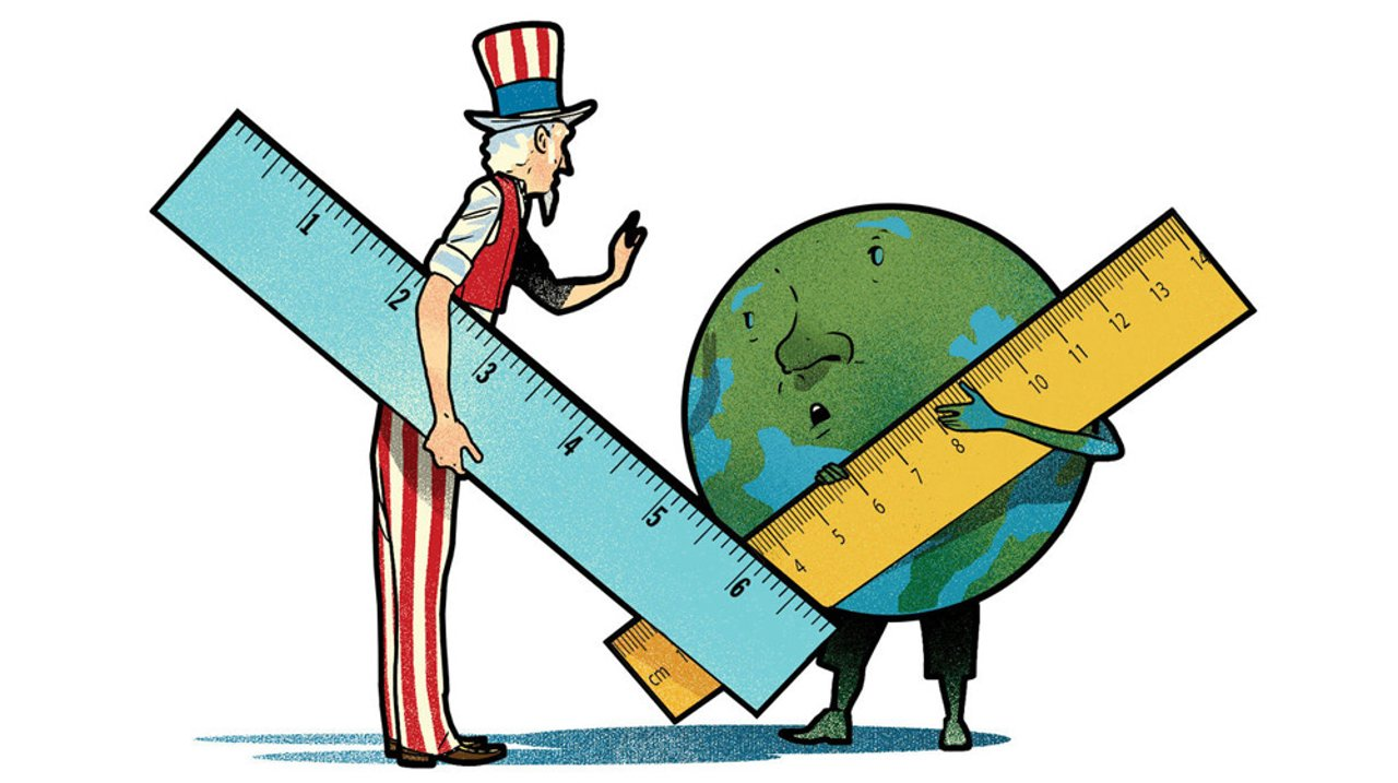 美国常见的计量单位都有什么?教你记住各种单位换算