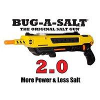 Bug-A-Salt 2.0 Insect Eradication Gun : Patio, Lawn & Garden