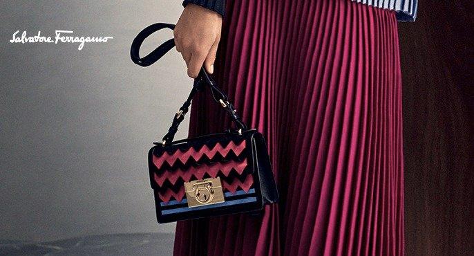 1dbb3e95db1 Salvatore Ferragamo Handbags   Bloomingdales 30% Off - Dealmoon