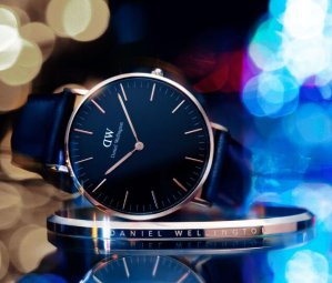20% Off+Extra 10% OffGift Set @ Daniel Wellington